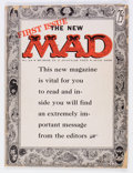 Magazines:Mad, MAD #24 (EC, 1955) Condition: GD....