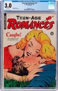 Golden Age (1938-1955):Romance, Teen-Age Romances #14 (St. John, 1951) CGC GD/VG 3.0 Off-whitepages....