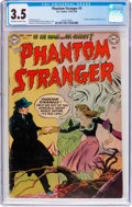 Golden Age (1938-1955):Horror, The Phantom Stranger #3 (DC, 1953) CGC VG- 3.5 Off-white to whitepages....
