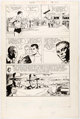 Don Heck and Mike Sekowsky The Frogmen #8 Story Page 9 Original Art (Dell Comics, 1964)