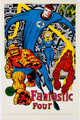 Marvelmania Posters - Fantastic Four, Thor, Hulk, and Black Knight Group of 4 (Marvel, 1969).... (4)