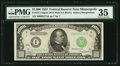 Small Size:Federal Reserve Notes, Fr. 2211-I $1,000 1934 Mule Federal Reserve Note. PMG Choice Very Fine 35.. ...