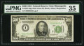 Fr. 2201-I $500 1934 Federal Reserve Note. PMG Choice Very Fine 35