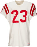 Football Collectibles:Uniforms, 1960-61 Ray Norton Game Worn San Francisco 49ers Jersey....