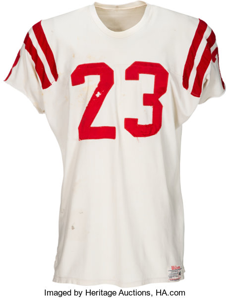 uk availability 192ad 88ab5 1960-61 Ray Norton Game Worn San Francisco 49ers Jersey ...