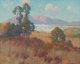 Maurice Braun (American, 1877-1941) Valley in Summer Oil on canvas 16 x 20 inches (40.6 x 50.8 cm) Signed lower righ