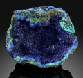 Minerals:Cabinet Specimens, Azurite & Malachite. Liufengshan Mine, Guichi District.Chizhou Prefecture, Anhui Province. China. ...