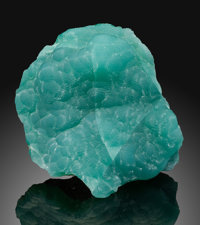 Smithsonite Kelly Mine (Tri Bullion shaft; Paschal shaft; Traylor shaft; Kelly tunnel) Magdalena, Magdalena District
