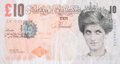Fine Art - Work on Paper:Print, Banksy (b. 1974). Di-Faced Tenner, 10 GBP Note, 2005. Offsetlithograph in colors. 3 x 5-5/8 inches (7.6 x 14.3 cm) (she...