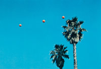 John Baldessari (b. 1931) Throwing Three Balls in the Air to Get a Straight Line (Best of Thirty-Six Attempts)