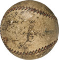 Baseball Collectibles:Balls, 1920's Ty Cobb & Others Signed Baseball.. ...