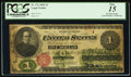 Large Size:Legal Tender Notes, Fr. 17a $1 1862 Legal Tender PCGS Fine 15.. ...