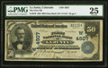 National Bank Notes:Colorado, La Junta, CO - $50 1902 Date Back Fr. 670 The First NB Ch. # (W)4507. ...