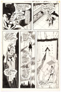 Original Comic Art:Panel Pages, Curt Swan and Murphy Anderson Superman #236 Story Page 2 Batman Original Art (DC, 1971)....