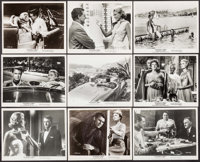 "To Catch a Thief (Paramount, R-1966). Photos (25) (Approximately 8.25"" X 10.25""). Hitchcock. ... (Total: 25 It..."