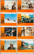 """Movie Posters:Western, The Outlaw Josey Wales (Warner Brothers, 1976). Lobby Card Set of 8 (11"""" X 14""""). Western.. ... (Total: 8 Items)"""