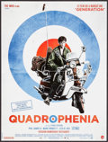 "Movie Posters:Rock and Roll, Quadrophenia (Solaris, R-2000s). French Affiche (15.75"" X 20.75"").Rock and Roll.. ..."