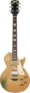 Musical Instruments:Electric Guitars, 1971 Gibson Les Paul Deluxe Goldtop Solid Body Electric Guitar, Serial # 896902....
