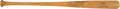Baseball Collectibles:Bats, Circa 1959 Dick Gernert Game Used Bat Signed by Chicago White Sox, PSA/DNA Authentic. . ...