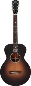 Musical Instruments:Acoustic Guitars, 2013 Gibson Robert Johnson L-1 Tobaccoburst Acoustic Guitar, Serial # 11703044....