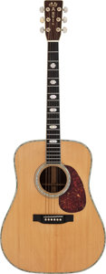 Musical Instruments:Acoustic Guitars, 1970 Martin D-41 Natural Acoustic Guitar, Serial # 261494....