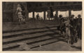 Fine Art - Work on Paper:Print, Martin Lewis (American, 1881-1962). Cathedral Steps, 1931.Drypoint on laid paper. 10-3/8 x 16-3/4 inches (26.4 x 42.5 c...