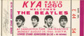 Music Memorabilia:Tickets, Beatles Candlestick Park Concert Ticket. An unused ticket for theBeatles' final live concert performance, held on August 29...