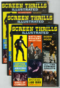 Magazines:Vintage, Screen Thrills Illustrated #7 Group (Warren, 1963) Condition: Average FN+.... (Total: 15)
