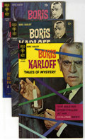 Silver Age (1956-1969):Horror, Boris Karloff Tales of Mystery Group (Gold Key, 1967-71)....(Total: 24)