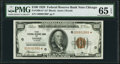 Small Size:Federal Reserve Bank Notes, Fr. 1890-G* $100 1929 Federal Reserve Bank Note. PMG GemUncirculated 65 EPQ.. ...