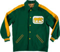 Hockey Collectibles:Others, 1972-75 Chicago Cougars (WHA) Jacket....