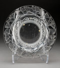 Art Glass:Lalique, Lalique Clear and Frosted Glass Cavalcade Coupe. In originalLalique box.. Post-1945. Engraved Lalique, France...