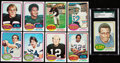 Football Cards:Sets, 1976 Topps Football Complete Set (528). ...
