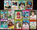 Baseball Cards:Lots, 1974 - 1979 Topps Baseball Collection (403) With Stars and HOFers....