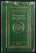 """Movie Posters:James Bond, You Only Live Twice (Easton Press, 2005). Sealed Hardcover Book(Multiple Pages, 5"""" X 7.5""""). James Bond.. ..."""
