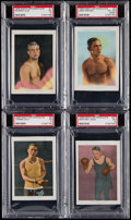 Boxing Cards:General, 1920-1994 Boxing & Olympic PSA Graded Collection (23). . ...