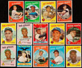 Baseball Cards:Lots, 1959 Topps Baseball Collection (765) With Stars and HOFers. ...