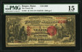 National Bank Notes:Maine, Bangor, ME - $5 1875 Fr. 401 The Veazie NB Ch. # 2089. ...