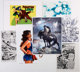 Frank Frazetta and Others - Prints Group of 7 (various).... (7)