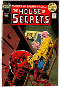 Memorabilia:Miscellaneous, Michael William Kaluta The House of Secrets #98 Cover Approval Proof (DC Comics, 1972)....