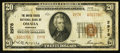 National Bank Notes, Omaha, NE - $20 1929 Ty. 2 The United States NB Ch. # 2978. ...