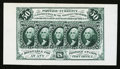 Fractional Currency, Fr. 1313SP 50¢ First Issue Narrow Margin Face About New.. ...