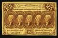 Fractional Currency:First Issue, Fr. 1282 25¢ First Issue Very Fine.. ...