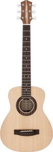 Musical Instruments:Acoustic Guitars, 2014 Cloud Nine MCN-010 Natural Acoustic Guitar, Serial # 010....