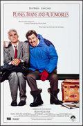 """Movie Posters:Comedy, Planes, Trains and Automobiles (Paramount, 1987). One Sheet (27"""" X 41"""") SS. Comedy.. ..."""