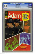 Bronze Age (1970-1979):Miscellaneous, Adam 12 #2 File Copy (Gold Key, 1974) CGC NM 9.4 Off-white to whitepages. Photo cover. Overstreet 2005 NM- 9.2 value = $42....
