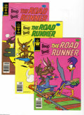 Bronze Age (1970-1979):Cartoon Character, Beep Beep the Road Runner Box Lot (Gold Key/Whitman, 1973-79)Condition: Average VF. Full short box lot includes #41 (15 cop...