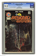 Bronze Age (1970-1979):Horror, Beyond the Grave #1 (Charlton, 1975) CGC NM- 9.2 White pages. TomSutton painted cover. Steve Ditko, Pat Boyette, and Sanho ...