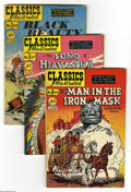 Golden Age (1938-1955):Classics Illustrated, Classics Illustrated Original Editions Group (Gilberton, 1948-49)Condition: Average FN-. Six-issue group lot includes #54 (... (6Comic Books)