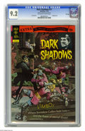 Bronze Age (1970-1979):Horror, Dark Shadows #17 File Copy (Gold Key, 1972) CGC NM- 9.2 Off-whiteto white pages. Painted cover. Joe Certa art. Overstreet 2...